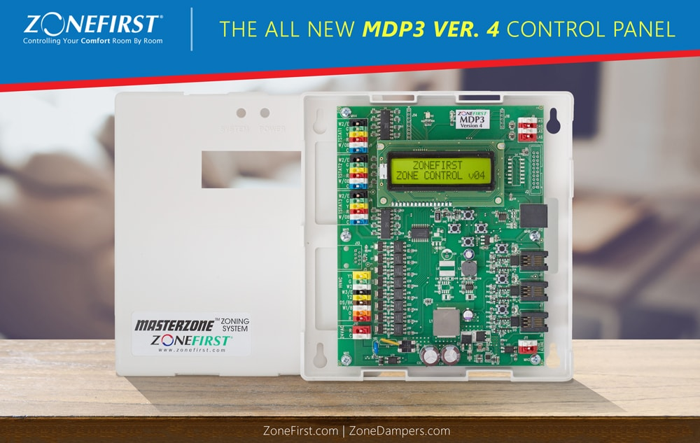 ZoneFirst Launches New Control Panel – MDP3 Ver. 4