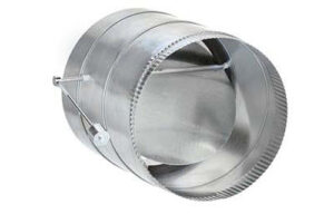 SPRD - Round Static Pressure Regulating Damper